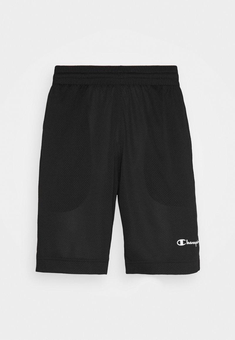 Champion - LEGACY TRAINING BERMUDA - Sports shorts - black