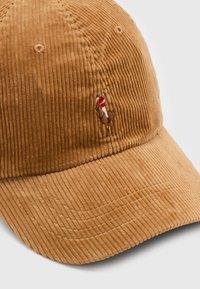 Polo Ralph Lauren - HAT UNISEX - Kšiltovka - berkshire tan - 3