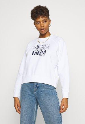 JERRI  - Sweatshirts - bright white
