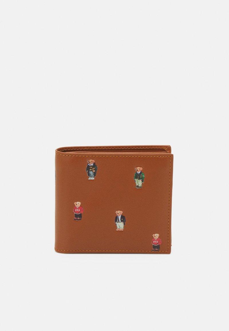 Polo Ralph Lauren - BEAR WALLET SMALL UNISEX - Lompakko - tan