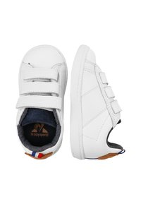 le coq sportif - COURTCLASSIC INF - BABY SHOES - Baby shoes - white - 1