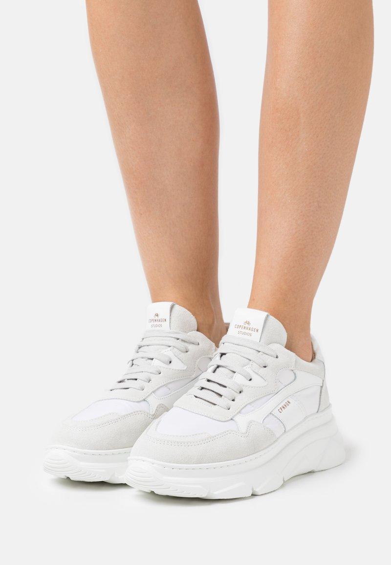 Copenhagen - CPH51 - Sneakers laag - white