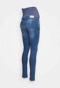 Esprit Maternity - PANT - Jeans Skinny Fit - medium wash - 1