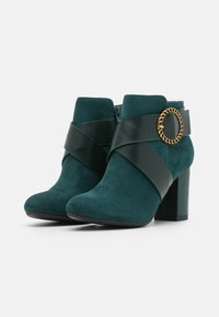 Wallis - AMADEUS - Ankle boots - green - 2