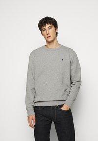 Polo Ralph Lauren - GARMENT - Sweatshirt - dark vintage heat - 0