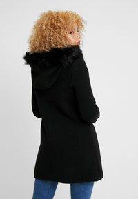 Vero Moda Petite - Frakker / klassisk frakker - black - 2