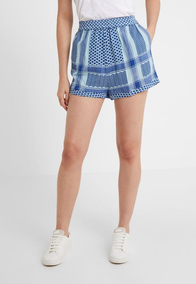 BASIC - Shorts - saphire