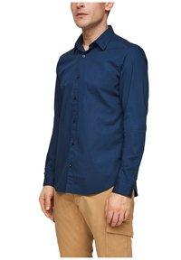 s.Oliver - Formal shirt - blue - 3