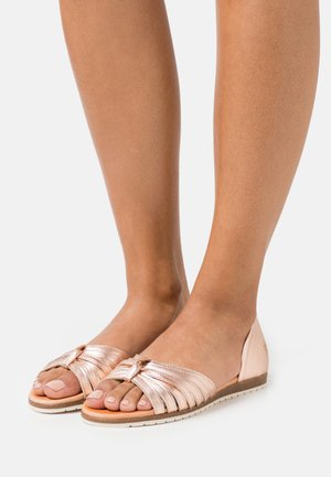 CILLY - Sandals - rose