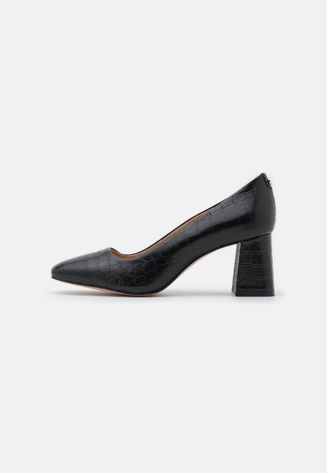 ZARIA - Klassieke pumps - noir
