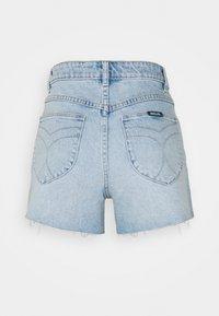 Rolla's - ORIGINAL - Jeansshorts - sunshine blue - 1