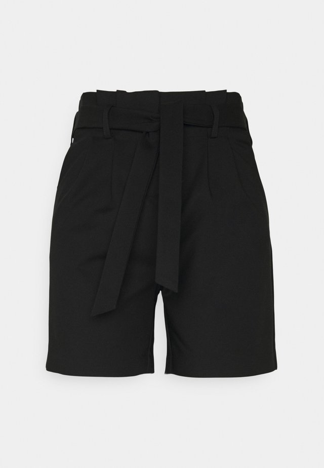 VISOFINA - Shortsit - black