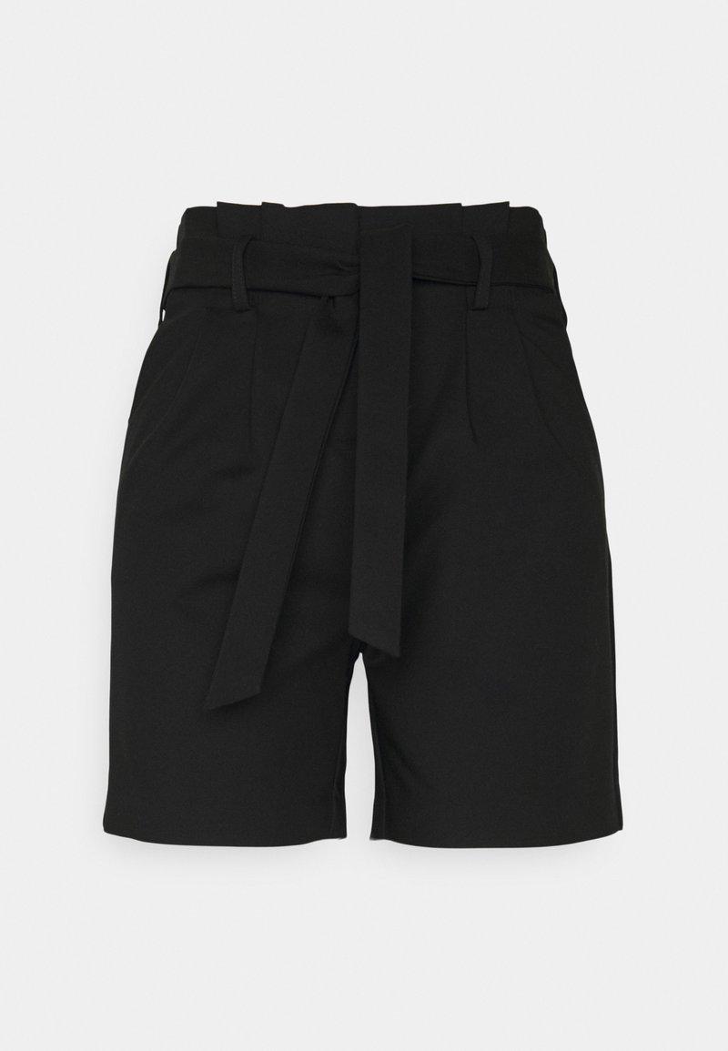 Vila - VISOFINA - Shorts - black