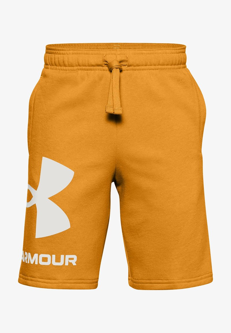 Under Armour - Sports shorts - golden yellow