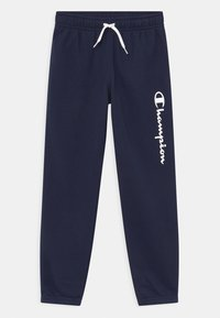 Champion - FULL ZIP SUIT SET UNISEX - Chándal - dark blue - 2
