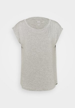 LUXE  - Basic T-shirt - heather grey