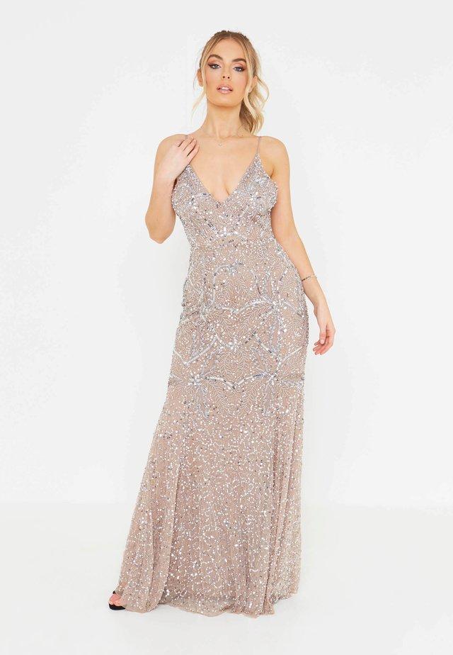 Suknia balowa - mink