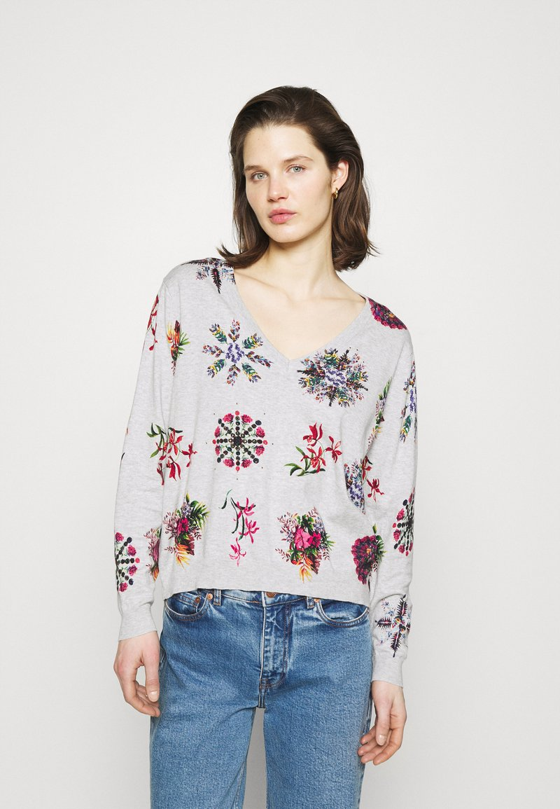 Desigual - Jumper - light grey
