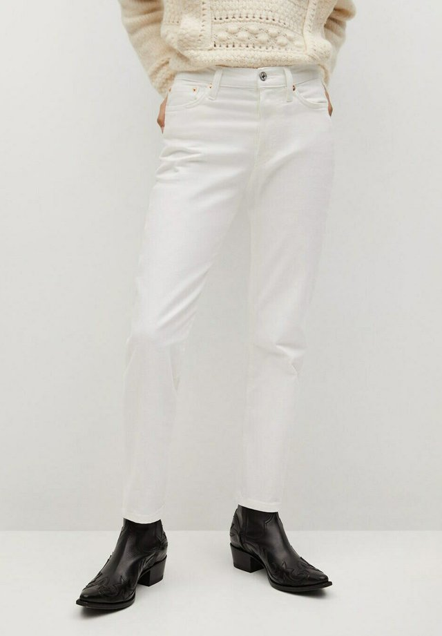 MAR - Jeans Straight Leg - wit