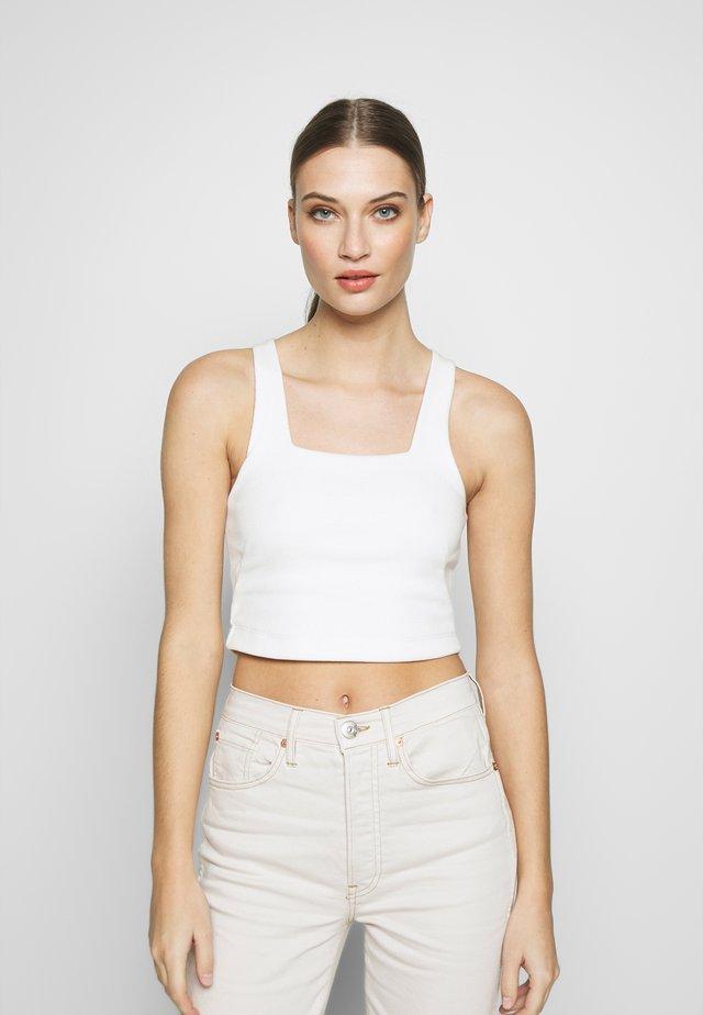 TANK - Top - white