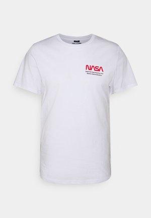 COLLAB POP CULTURE - Print T-shirt - white