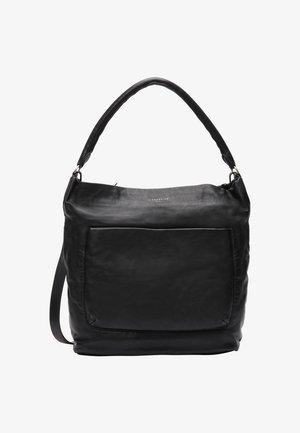 EVER HOBO - Handbag - black