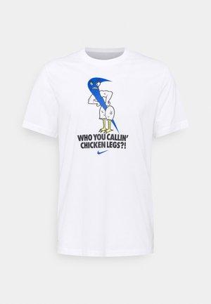 TEE HUMOR - Print T-shirt - white