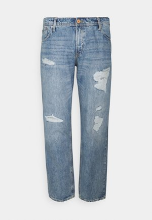 JJIMIKE JJORIGINAL - Slim fit jeans - blue denim