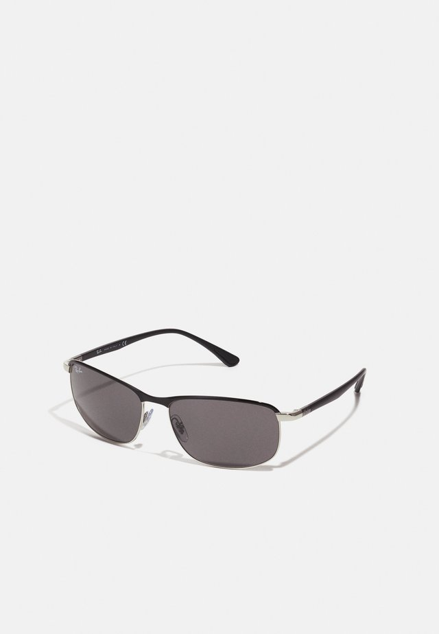 Solglasögon - black on silver-coloured