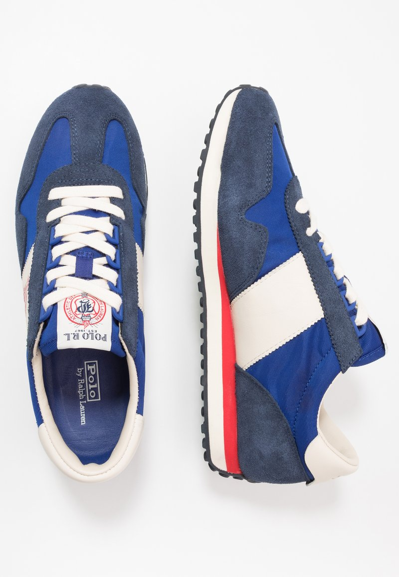 correlare piegato Muschio  Polo Ralph Lauren TRAIN 90 - Sneakers basse - newport navy - Zalando.it
