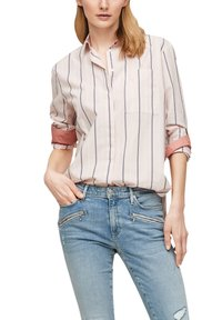 s.Oliver - Button-down blouse - pink - 0