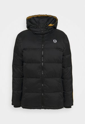 NOTHER JACKET - Winter jacket - anthracite/gold
