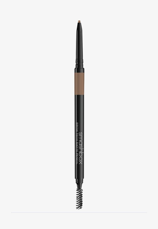 BROW TECH MATTE PENCIL 0,09G - Øjenbrynsblyant - 897666 blonde