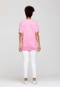 ROCKUPY - Print T-shirt - pink - 2