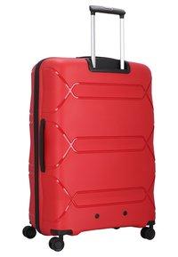 Hardware - TOKYO - Wheeled suitcase - red - 1