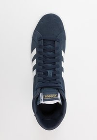 adidas Originals - BASKET PROFI - Zapatillas - navy/footwear white/gold metallic - 1