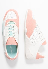 Lacoste - HAPONA - Trainers - offwhite/light pink - 3