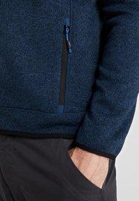 CMP - MAN JACKET - Fleece jacket - inchiostro - 6