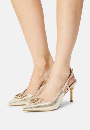 ALVIRA - Classic heels - plaino