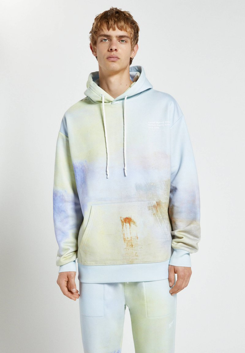 PULL&BEAR - Sweatshirt - light blue