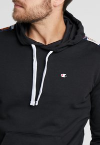 Champion - MLB MULTITEAM HOODED - Sweat à capuche - black - 5