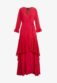 Pinko - ZUCCHERINO ABITO MAROCAINE - Společenské šaty - rosso persiano - 5