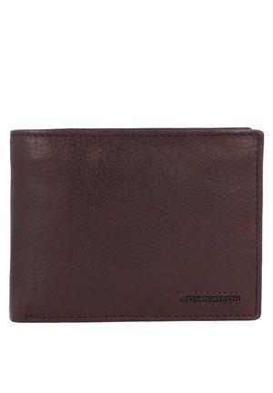 BARRY GELDBÖRSE RFID LEDER 12 CM - Wallet - brown