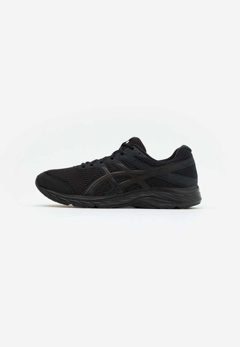 ASICS - GEL CONTEND 6 - Neutral running shoes - black