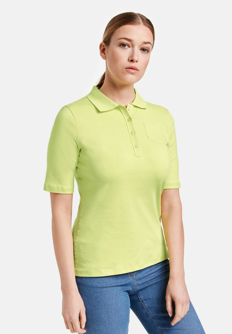 Gerry Weber - Polo shirt - lime