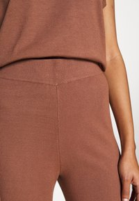 ALIGNE - CAIUS CULOTTES - Trousers - brown - 5