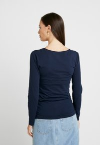 Esprit Maternity - NURSING - Long sleeved top - night blue - 2