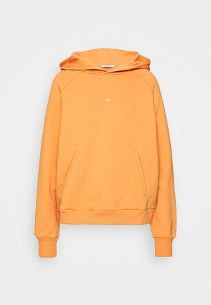 HANG ON HOODIE - Hoodie - orange