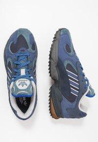 adidas Originals - YUNG-1 - Sneakers - legend ink/tech indigo/grey two - 1