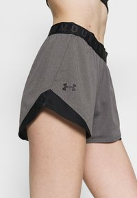 Under Armour - PLAY UP SHORTS 3.0 - Sports shorts - carbon heather - 4